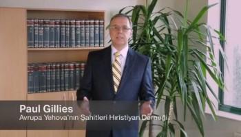 Vicdani Ret Hakkı Konusunda Uzmanların Görüşü(Video)
