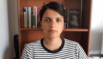 """""""Ben Merve. Türkiye'deki kadın vicdani retçilerinden biriyim"""" (Video)"""