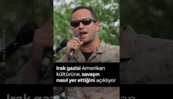 ABD'li savaş gazisi asker yaşadığı korkunç gerçekliği anlatıyor (Video)