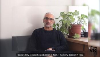 """Vicdani Retçiler Anlatıyor: """"Sivil Ölüme Rağmen Varız Buradayız"""" (Video) – Osman Murat Ülke"""