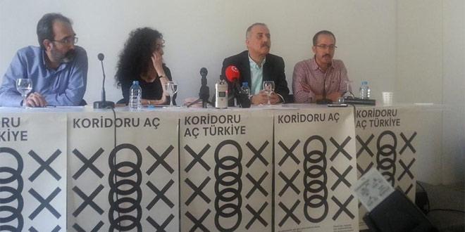 """Murathan Mungan'ın da içinde olduğu 156 isim """"Kobane için 1 cümle"""" kurdu"""
