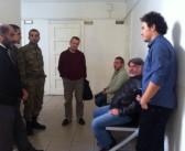 2.5 yıl hapis tehdidiyle yargılanan vicdani retçi Işık'ın davası 5 Kasım'a ertelendi!..