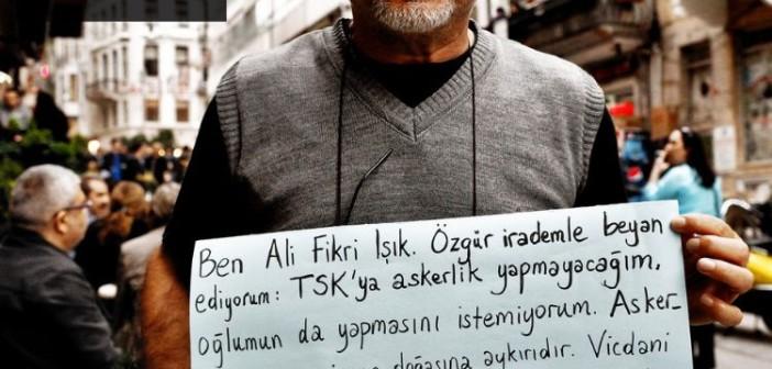 Af Örgütü'nden ACİL ÇAĞRI: Vicdani Retçi Ali Fikri Işık Hapse Girmemeli!