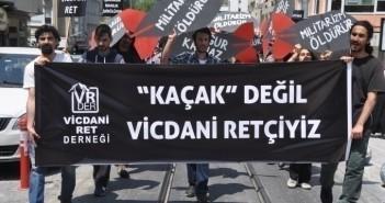 Türkiye, vicdani ret konusunda BM'den en düşük notu aldı: E