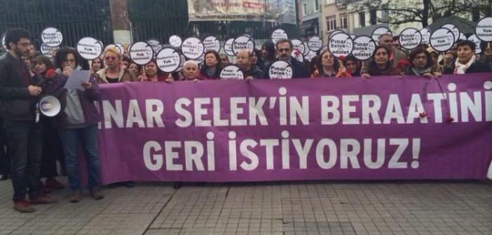Pınar Selek davası için bir kez daha duruşmaya (5 Aralık Cuma, 09:30, Çağlayan Adliyesi)