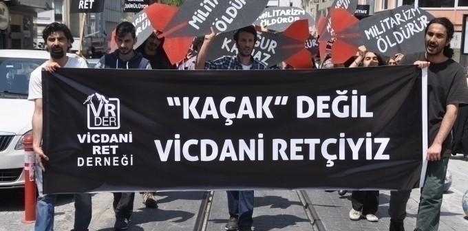 Devlet vicdani retçilerle  bir araya gelecek (19 Aralık, Ankara)