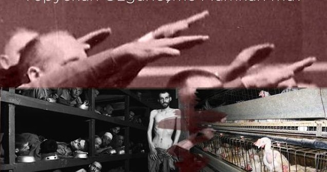 Söyleşi: IRKçılık ve İnsan MERKEZİYETçilik (27-30 Kasım, İzmir)