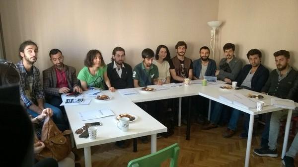 Kasım'da Vicdani Ret Etkinlikleri (İzmir, Hopa ve İstanbul)