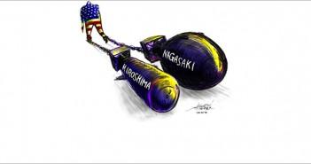 nukleer-hirosima-abd-karikatur