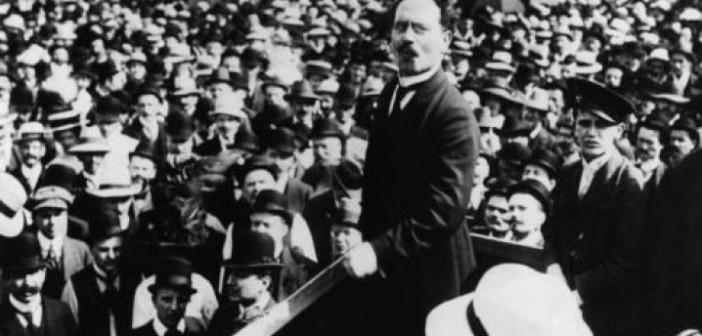"""12 Ekim 1907: Karl Liebknecht """"Militarizm ve Antimilitarizm"""" kitabından ötürü hapis cezasına çarptırıldı"""