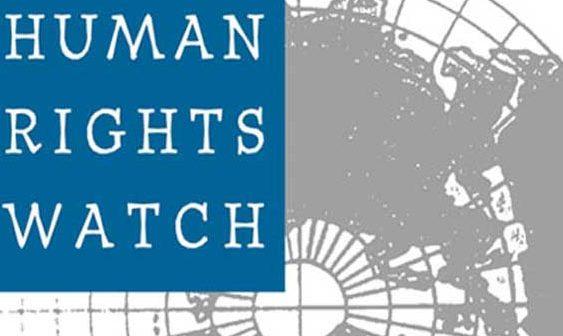 HRW: Türkiye son bir neslin en ağır krizine girdi