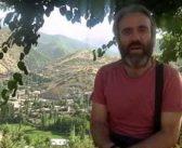 Roboski'ye yerleşen vicdani retçi Yannis Vasilis Yaylalı tutuklandı