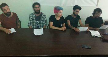 Vicdani retçi Kırmızıoğlu'nun duruşmasından sonra dört kişi vicdani retlerini açıkladılar