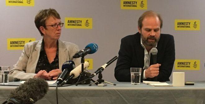 Af Örgütü: Türkiye'de tüm sivil toplum tehlike altında