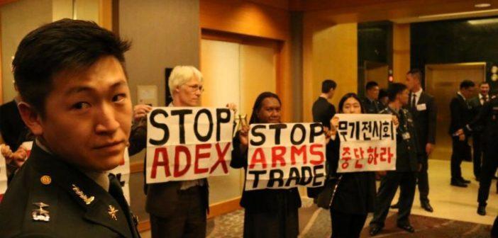 WRI'den Londra Silah Fuarı'na karşı aktivizmi örgütleme seminerine katılma çağrısı!