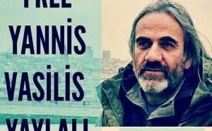 """Tutsak retçi Yannis'ten mektup var: 18 Temmuz'da görülecek dört davadan üçü """"halkı askerlikten soğutma"""""""