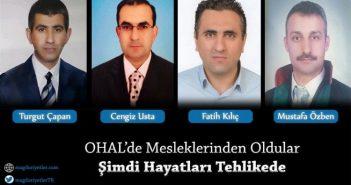 HRW: Mart 2017'den beri Ankara'da en az 4 kişiyi devletin kaçırdığını düşünüyoruz