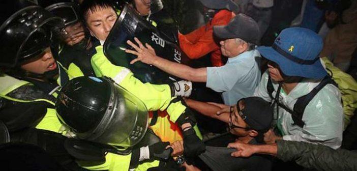 ABD'nin Güney Kore'ye THAAD füzeleri konuşlandırmasına tepkiler dinmiyor