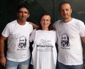 Tutsak vicdani retçi Yaylalı için Yunanistan'da 250 kilometrelik özgürlük koşusu