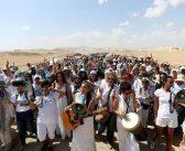 Filistinli ve İsrailli binlerce kadın barış için birlikte yürüdü