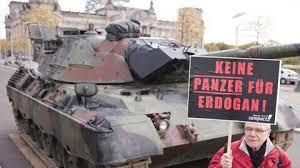 Rheinmetall: Türkiye'de tank ve savaş uçağı üretme planlarımız beklemede