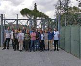 EBCO 2017 yıllık toplantısı ve basın açıklaması Lefkoşa'da tampon bölgede gerçekleştirildi