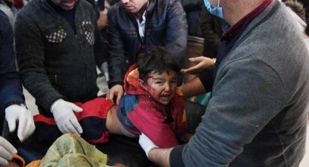 HRW: Türkiye'nin Afrin'de üç ayrı saldırıda 17'si çocuk 26 sivili öldürdüğünü tespit ettik