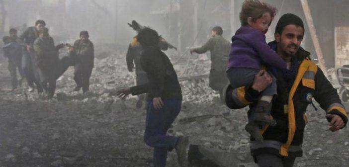 Der Spiegel: Afrin ve Doğu Guta'da savaşın aynı anda tırmanması tesadüf değil