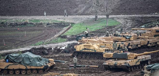 """Almanya: Afrin operasyonunun gerekçesi olan """"meşru müdafaa hakkı""""yla ilgili somut kanıt yok"""