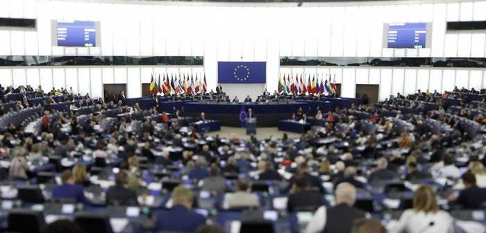 """Avrupa Parlamentosu'ndan Türkiye'ye: """"Afrin'den çekil"""""""