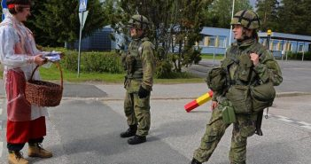 Finlandiya Vicdani Retçiler Birliği 1974'ten bu yana militarizme karşı mücadelesini sürdürüyor
