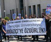 """""""Barış talebi yargılanmayı değil onuru hakeder"""" – BÜ'lü öğrenciler için toplam 105 yıl hapis isteniyor"""