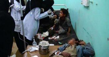 Suudi Arabistan bir kez daha Yemen'de sivilleri vurdu: Onlarca çocuk öldü