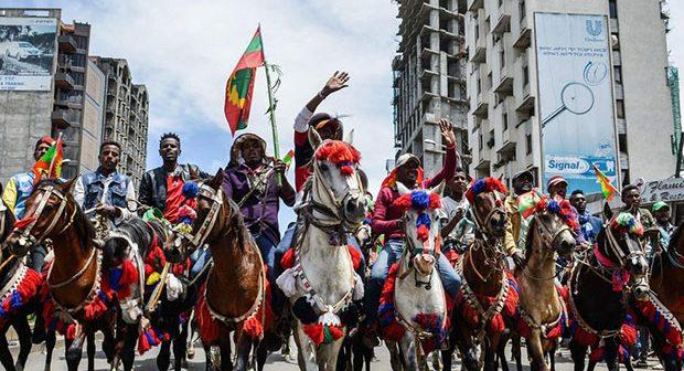 Etiyopya'da barış: Oromo Kurtuluş Cephesi (OLF) liderleri ülkelerine dönmeye başladılar