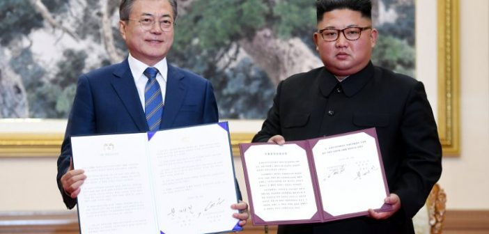 Koreli liderler yarımadanın nükleer silahlardan arındırılması konusunda anlaştılar