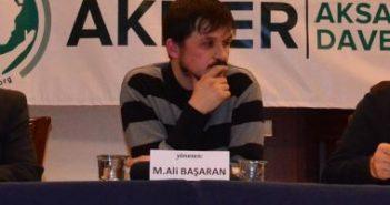 'Askerlik çağındaki her erkek 15 bin TL ediyor' ('Müslüman Vicdani Retçi' Mehmet Ali Başaran ile söyleşi)