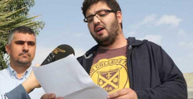Kıbrıs: Vicdani retçi Karapaşaoğlu 3 Ocak'taki duruşmada suçlu bulunursa cezaevine girebilecek…