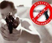 Umut Vakfı'nın 2018 Raporu: Türkiye'de silahlı şiddet son 4 yılda yüzde 69 arttı