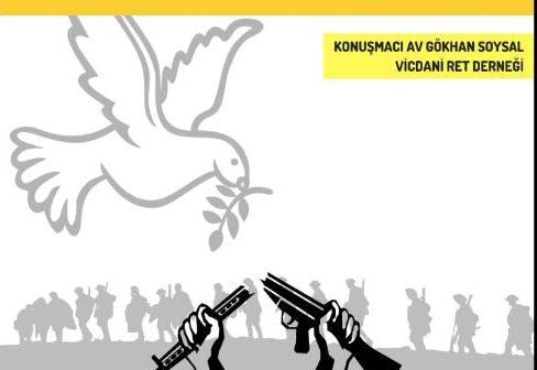Vicdani Ret Hakkı ve Sivil İtaatsizlik (19 Ocak, 13.00, İHD-Diyarbakır)