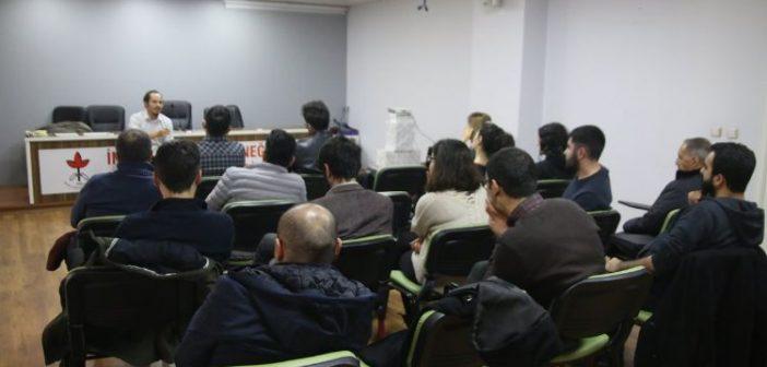 """Diyarbakır'da """"Vicdani Ret Hakkı ve Sivil İtaatsizlik"""" etkinliği"""