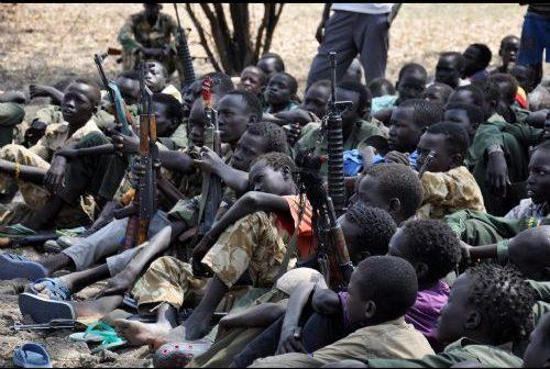 """12 Şubat """"Çocukların Asker Olarak Kullanılmasına Karşı Mücadele Günü""""dür – Ezgi Koman"""