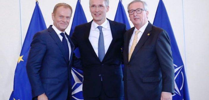 NATO: AB ülkeleri ve Kanada askeri harcamalarını 100 milyar dolar arttıracak