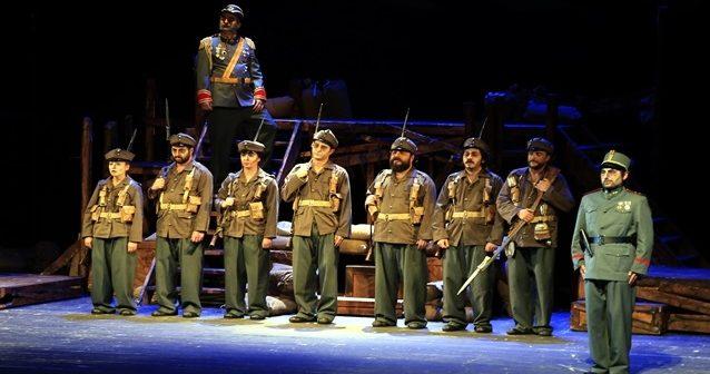 Tiyatro – Aslan Asker Şvayk (16 Şubat – Konak/İzmir ; 18 Şubat – Kadiköy/İstanbul)