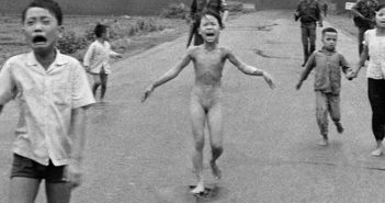 Vietnam Savaşı'nın simgesi: 'Napalm Kızı'na barış ödülü