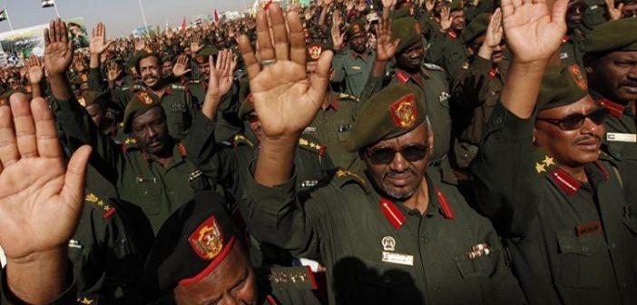 Sudan'da darbe oldu, El Beşir tutuklandı, muhalifler sokaklardan ayrılmayacağız dedi