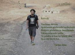 Vicdani retçi Halil Savda 2012'deki Barış Yürüyüşü'nü anlatacak (25 Nisan, 19.30, Hamburg)