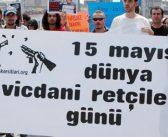 15 Mayıs Uluslararası Vicdani Ret Günü'nde durum: 'Medeni ölüm'e devam (Oğuz Sönmez'le röportaj)