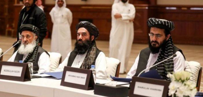 """Taliban ve Afgan hükümeti """"Barış için yol haritası"""" sözü verdi"""