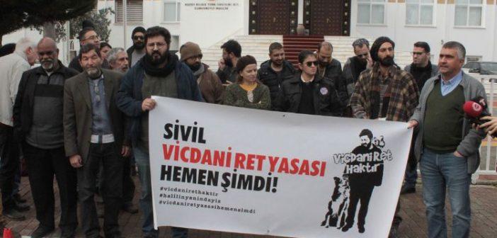 """KKTC: """"Vicdani Ret Yasa Tasarısı"""" hükümet değişikliğinin ardından rafa kalktı"""