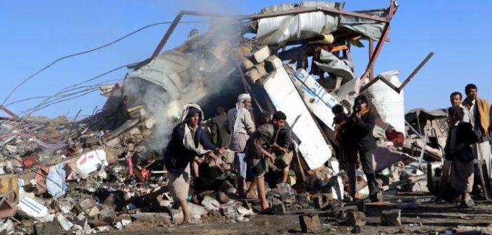 BM, Yemen'deki sivil hedefleri vuran Suud bombalarının ABD'li silah şirketi L3 Harris'e ait olduğunu saptadı